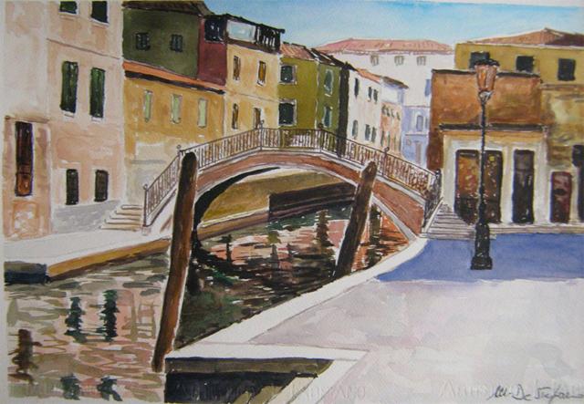 Angolo Veneziano cm 38×56